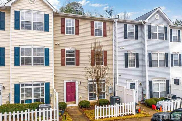 2920 Barrymore Street #104, Raleigh, NC 27603 (#2364752) :: Classic Carolina Realty