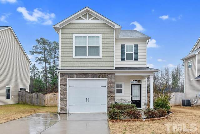 715 Hunters Ridge Drive, Fuquay Varina, NC 27526 (#2364794) :: Raleigh Cary Realty