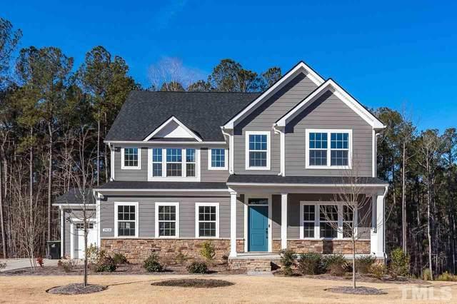 2930 Jordan Pointe Boulevard, New Hill, NC 27562 (#2364797) :: Classic Carolina Realty