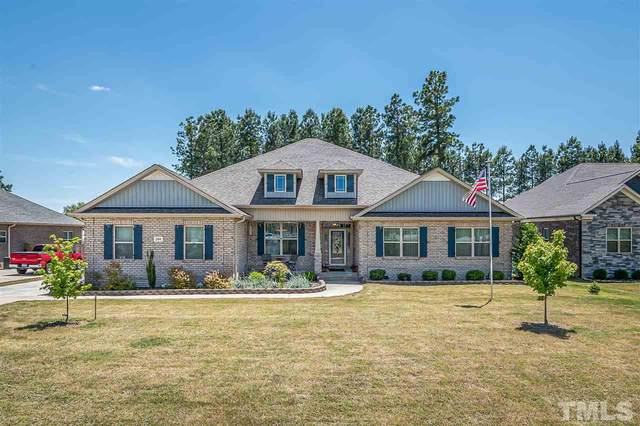 204 Lake Shore Drive, Benson, NC 27504 (#2364823) :: Choice Residential Real Estate