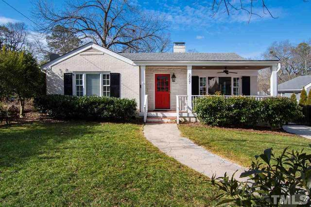 2027 Reaves Drive, Raleigh, NC 27608 (#2364827) :: Choice Residential Real Estate