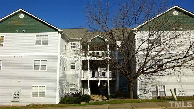 2031 Wolfmill Drive #301, Raleigh, NC 27603 (#2364843) :: The Jim Allen Group