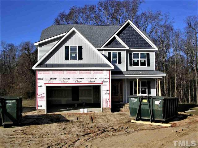 117 Canady Landing Way #8, Clayton, NC 27520 (#2364856) :: Sara Kate Homes