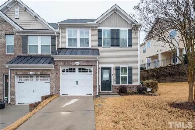 442 Panorama View Loop, Cary, NC 27519 (#2364897) :: Real Properties