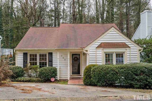 702 Cross Timbers Drive, Durham, NC 27713 (#2364932) :: Choice Residential Real Estate