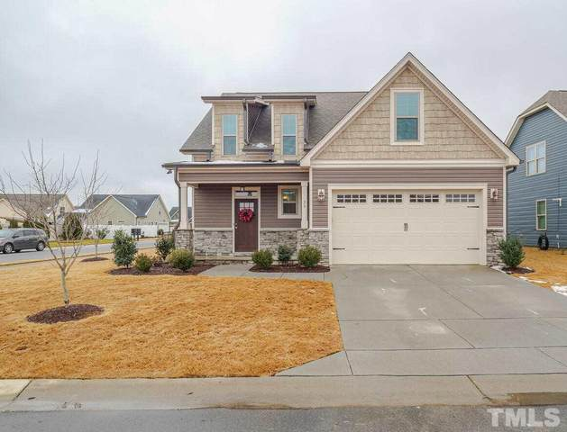 29 Jessemine Cove, Youngsville, NC 27596 (#2364935) :: Choice Residential Real Estate