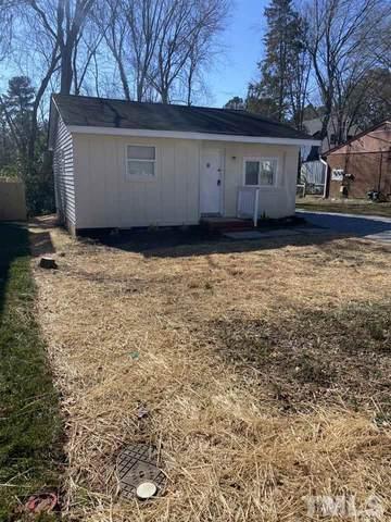 1124 Upchurch Street, Raleigh, NC 27610 (#2364939) :: Real Properties