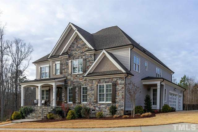2000 Fellini Drive, Apex, NC 27502 (#2364941) :: The Rodney Carroll Team with Hometowne Realty