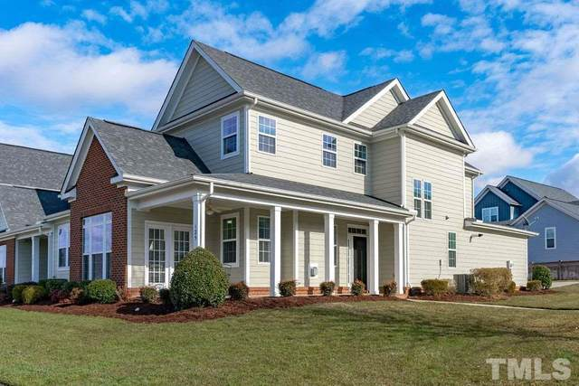125 Pascalis Place, Holly Springs, NC 27540 (MLS #2364944) :: On Point Realty