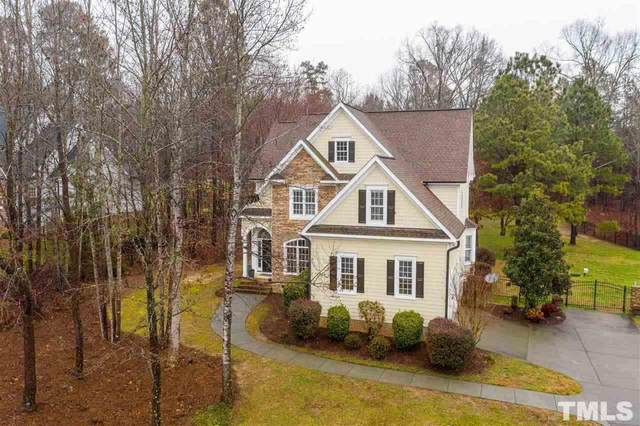 682 Hawthorne Place, Creedmoor, NC 27522 (#2364959) :: Choice Residential Real Estate