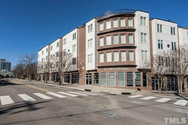 400 W Rosemary Street Bldg 3 Unit 322, Chapel Hill, NC 27516 (#2364983) :: Real Properties