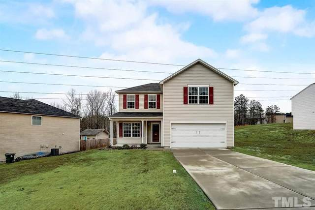 811 Pitch Pine Court, Creedmoor, NC 27522 (#2365044) :: The Rodney Carroll Team with Hometowne Realty