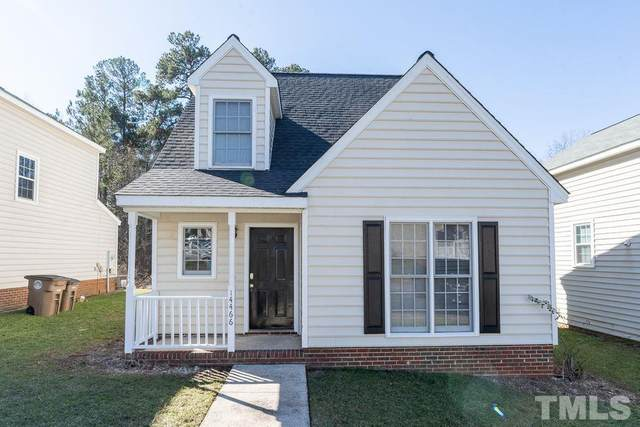 1446 Cimarron Parkway #6, Wake Forest, NC 27587 (#2365045) :: Choice Residential Real Estate