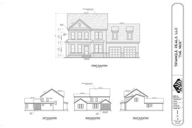 1033 Woodhall Lane, Durham, NC 27712 (#2365091) :: Choice Residential Real Estate