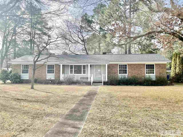 201 W Holding Street, Smithfield, NC 27577 (#2365132) :: Real Properties