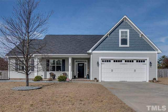 35 Pintail Drive, Lillington, NC 27546 (#2365150) :: The Rodney Carroll Team with Hometowne Realty