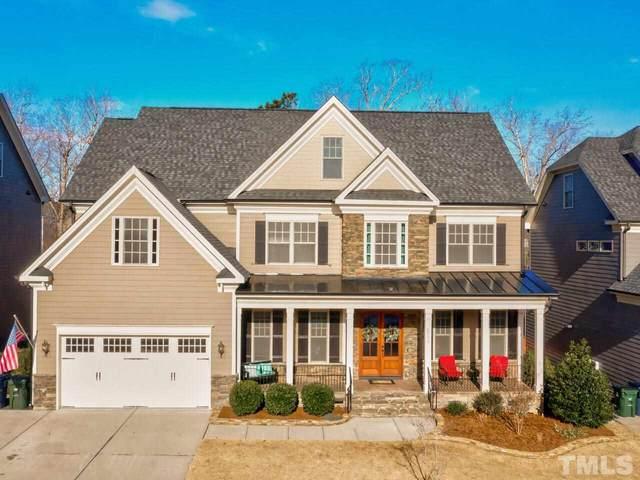 2750 Lake Waccamaw Trail, Apex, NC 27502 (#2365156) :: Choice Residential Real Estate