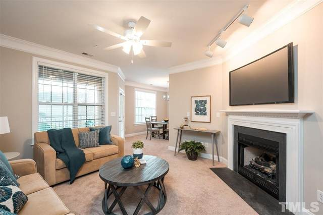 514 Ives Court #514, Chapel Hill, NC 27514 (#2365172) :: Choice Residential Real Estate