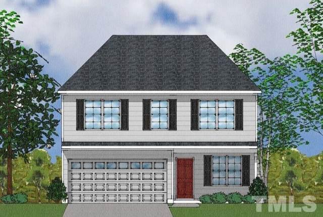 98 Shady Creek Trail #33, Garner, NC 27529 (#2365197) :: Real Properties