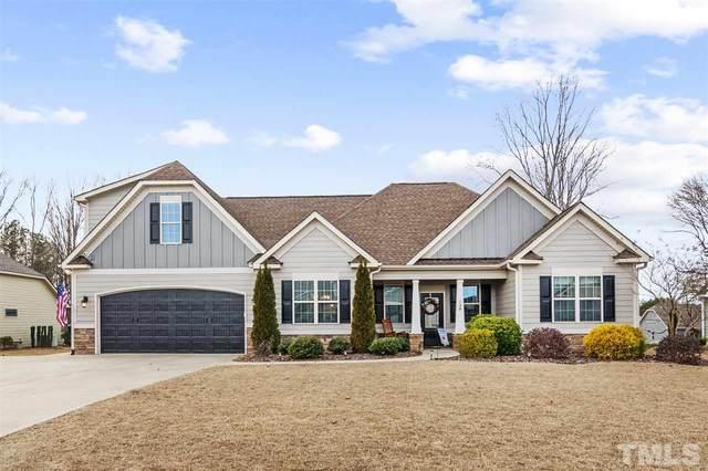 158 Retriever Court, Garner, NC 27529 (#2365200) :: Real Properties