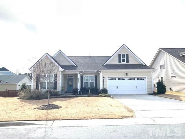2852 Wilkes Lake Drive, Fuquay Varina, NC 27526 (#2365206) :: Real Properties