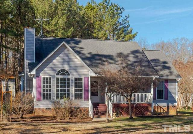 7577 Nc 96 Highway, Youngsville, NC 27596 (#2365213) :: Sara Kate Homes