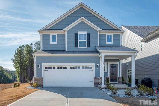 205 Azalea View Way, Holly Springs, NC 27540 (MLS #2365222) :: On Point Realty