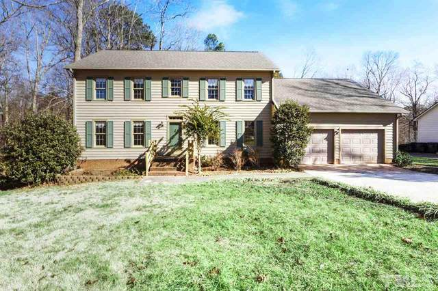 8640 Windjammer Drive, Raleigh, NC 27615 (#2365243) :: Raleigh Cary Realty