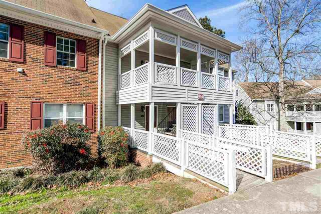 405 Gooseneck Drive B5, Cary, NC 27513 (#2365244) :: The Rodney Carroll Team with Hometowne Realty