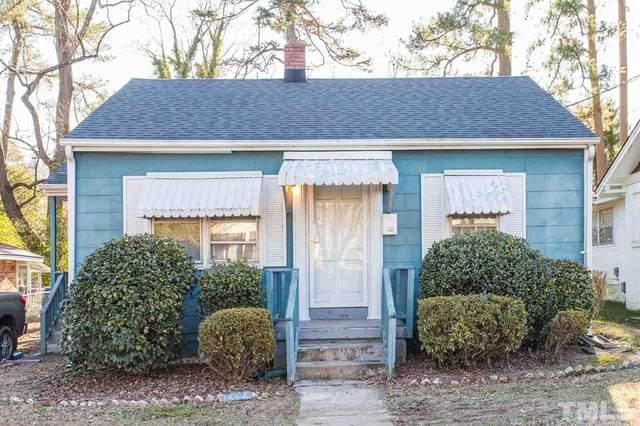 1322 Courtland Drive, Raleigh, NC 27604 (#2365272) :: Real Properties