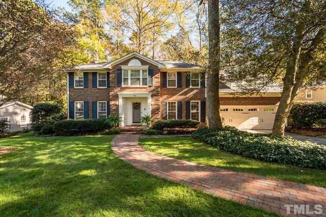6916 Buckhead Drive, Raleigh, NC 27615 (#2365319) :: Sara Kate Homes