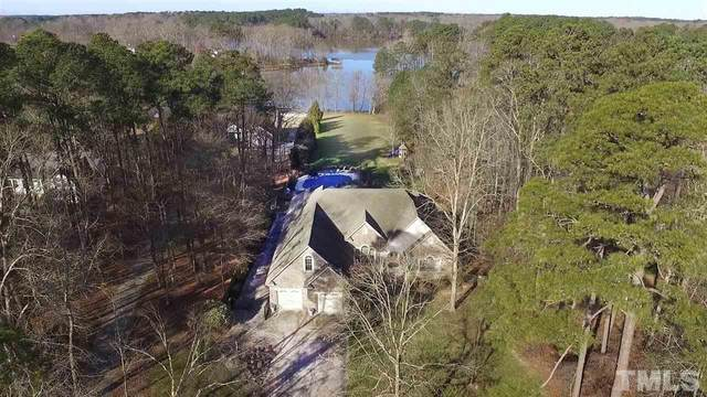 5268 Water Front Drive, Rocky Mount, NC 27803 (#2365350) :: Saye Triangle Realty