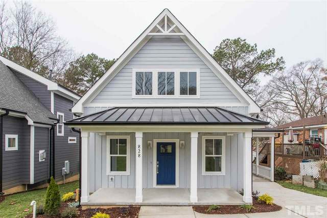 828 S State Street, Raleigh, NC 27601 (#2365448) :: The Rodney Carroll Team with Hometowne Realty