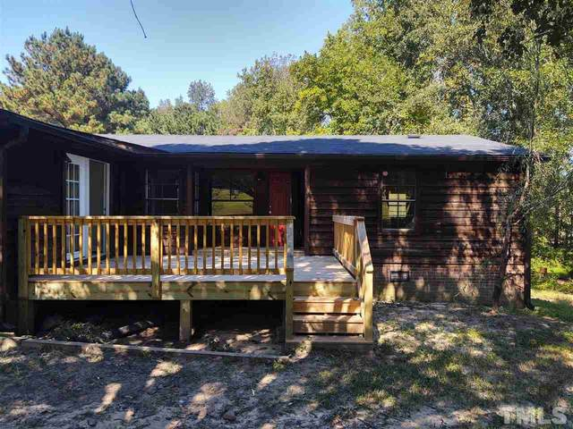113 Happy Trails Drive, Angier, NC 27501 (#2365503) :: Steve Gunter Team