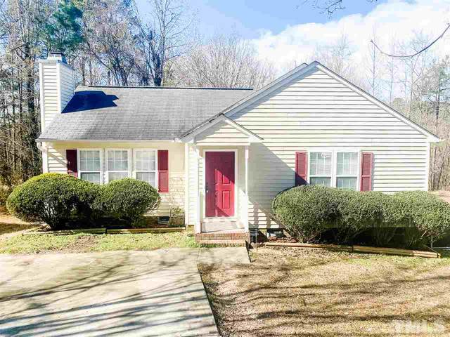 1208 Delham Road, Knightdale, NC 27545 (#2365509) :: Real Properties