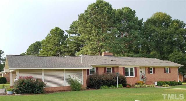 224 W Franklin Street, Zebulon, NC 27597 (#2365524) :: Choice Residential Real Estate