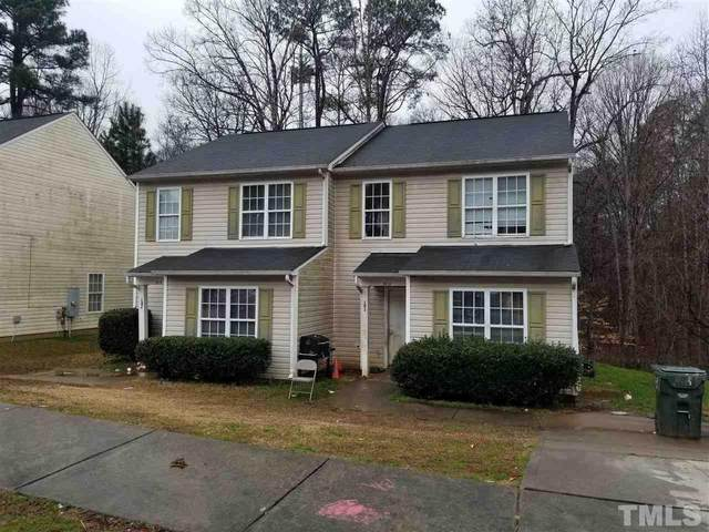 2810 Herndon Village Way 101 And 102, Raleigh, NC 27610 (#2365587) :: Steve Gunter Team