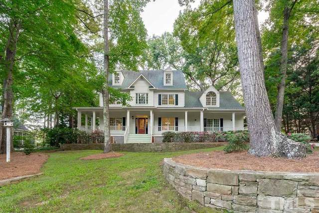 5228 Lake Edge Drive, Holly Springs, NC 27540 (#2365622) :: The Rodney Carroll Team with Hometowne Realty