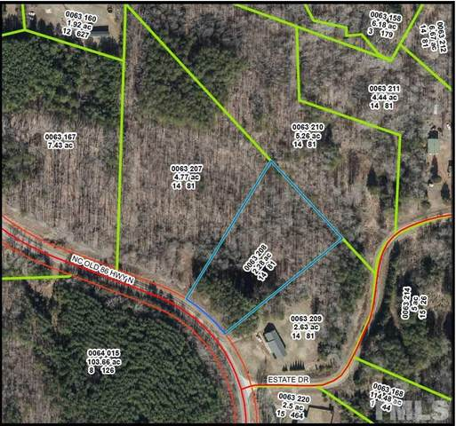 001 Nc Old 86 Highway, Providence, NC 27315 (#2365707) :: Choice Residential Real Estate