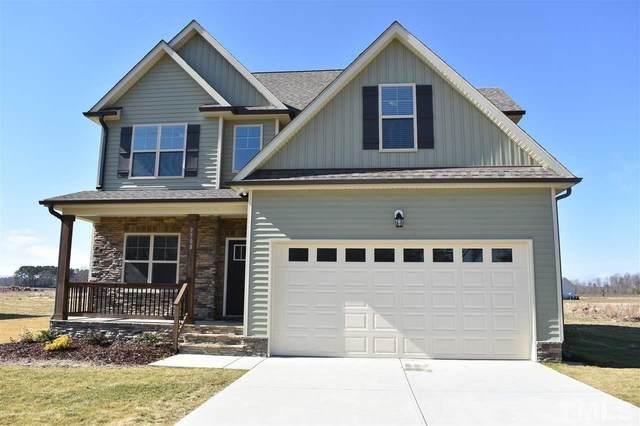 9708 Chapman Road, Bailey, NC 27807 (#2365783) :: Real Properties