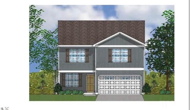 120 Forest Meadow Court #13, Garner, NC 27529 (#2365841) :: Real Properties
