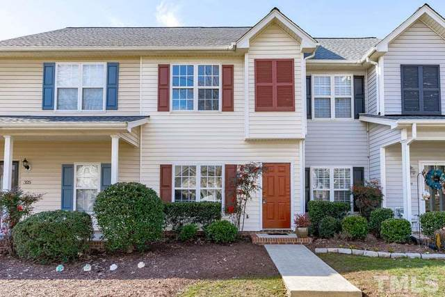 327 Commons Drive, Holly Springs, NC 27540 (#2365849) :: Triangle Just Listed