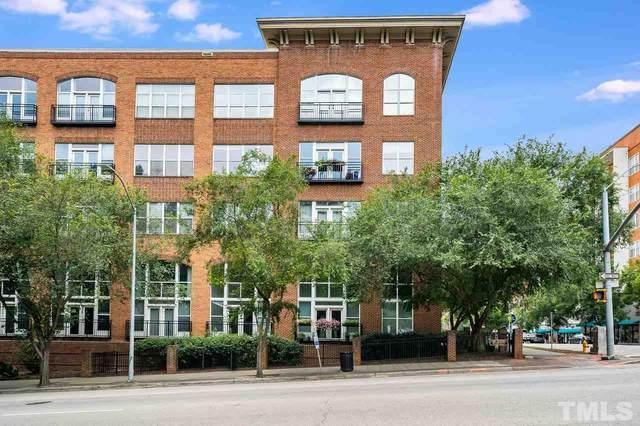 200 Dawson Street #409, Raleigh, NC 27601 (#2365873) :: Choice Residential Real Estate