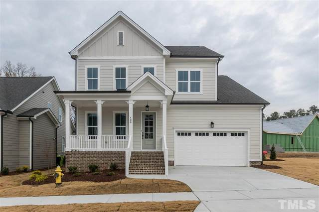 321 Tumbling River Drive, Wendell, NC 27591 (#2365874) :: Raleigh Cary Realty