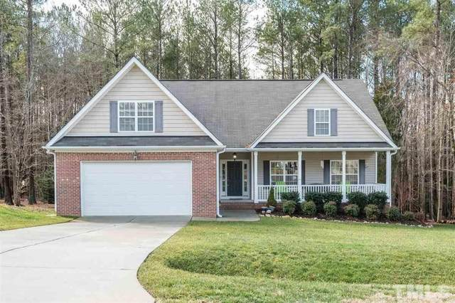 65 Weatherly Drive, Franklinton, NC 27525 (#2365898) :: Real Estate By Design