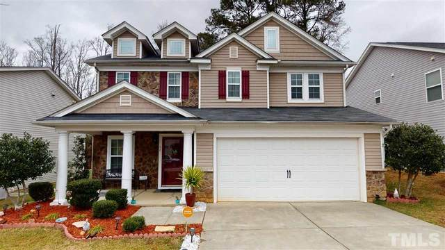 54 Norwich Drive, Clayton, NC 27520 (#2365908) :: Raleigh Cary Realty