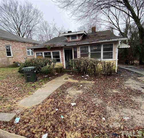 1210 Linwood Avenue, Durham, NC 27701 (#2365919) :: The Rodney Carroll Team with Hometowne Realty