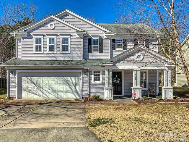 402 Ashburn Lane, Durham, NC 27703 (#2365924) :: Real Estate By Design