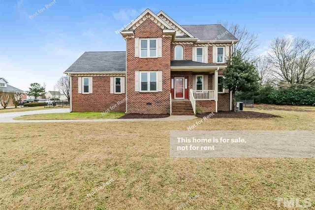 100 Lockfield Drive, Clayton, NC 27520 (#2365941) :: Sara Kate Homes