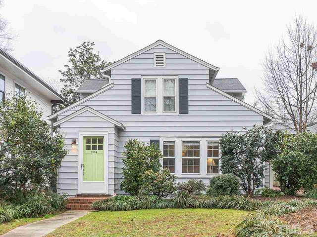 1304 Mordecai Drive, Raleigh, NC 27604 (#2365961) :: Choice Residential Real Estate